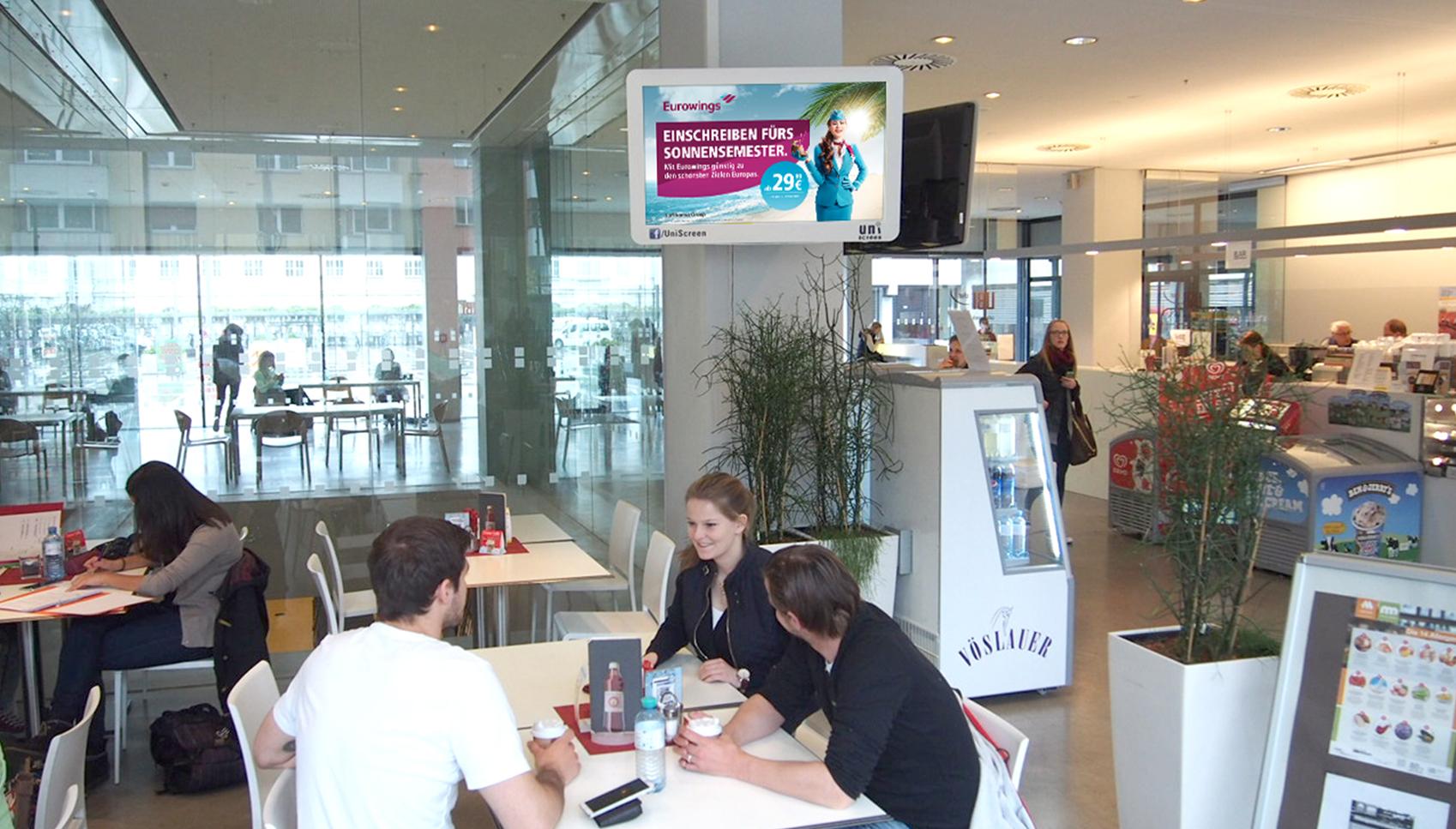UniScreen | Uni Innsbruck