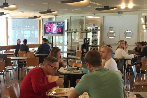 Spot auf UniScreen | Juridicum Wien