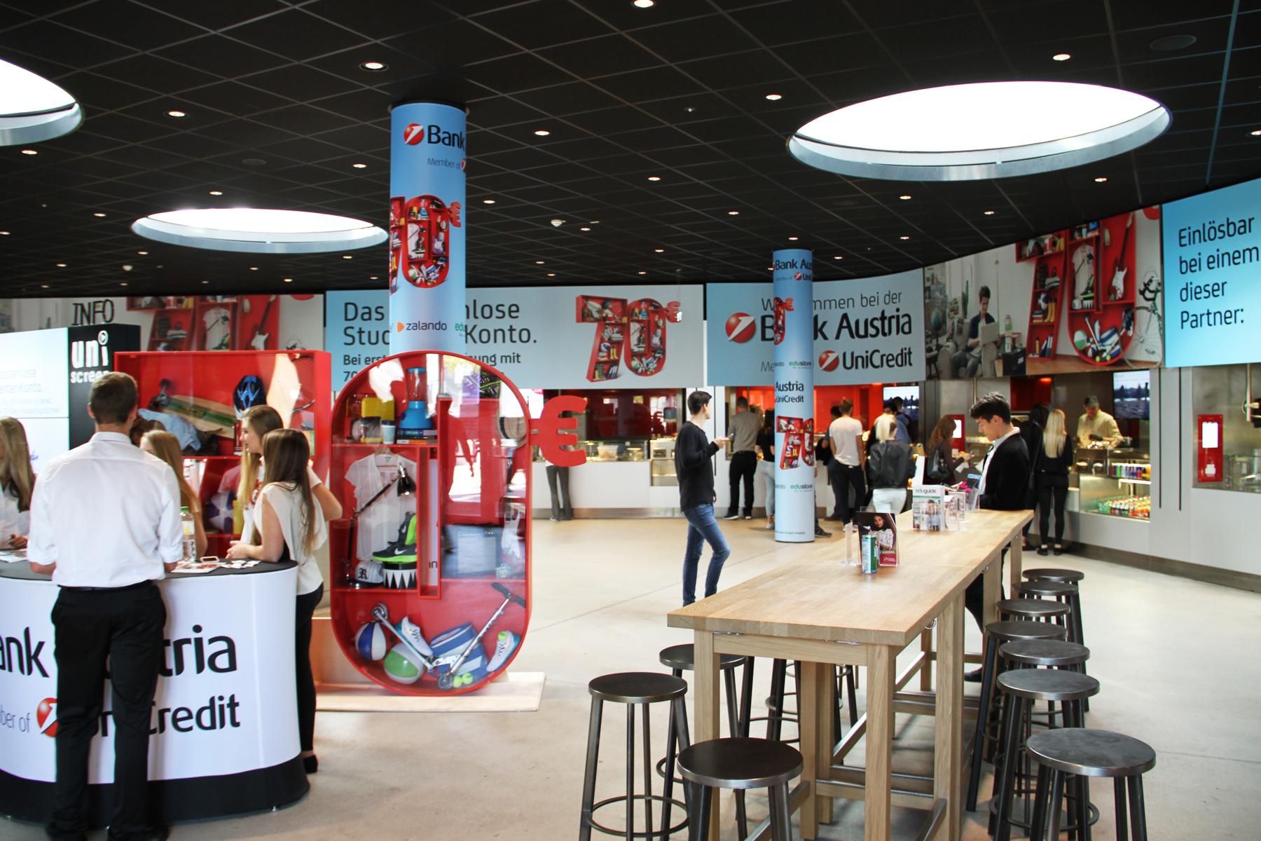 Branding + Promotion | WU Wien