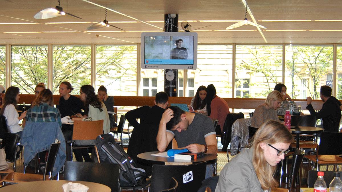 Bank Austria - das StudentenKonto WS 2017 UniScreen
