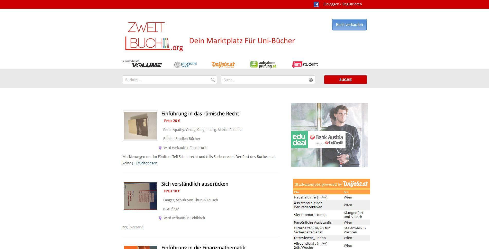 bank austria online