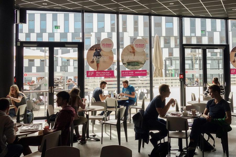UniBranding |WU Wien | Campus Branding