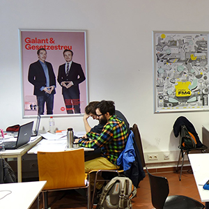 UniPlakat, Studentenmarketing, Uniwerbung, Uni Wien