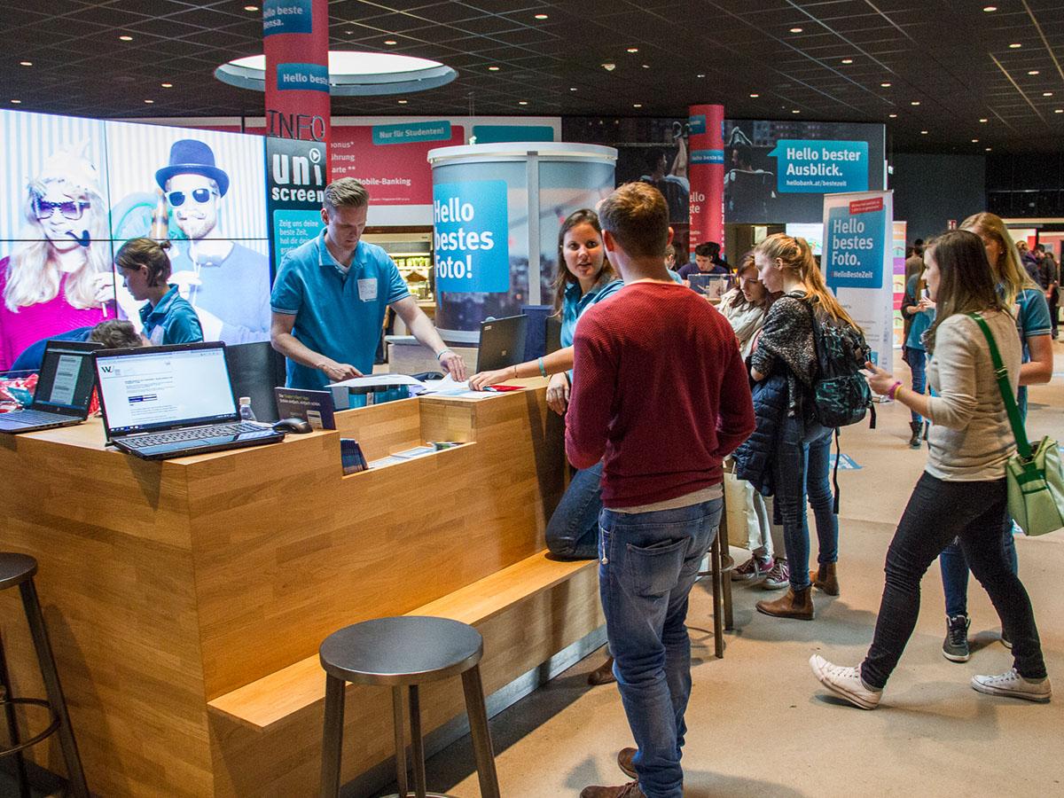 UniBranding |WU Wien | Branding + Promotion