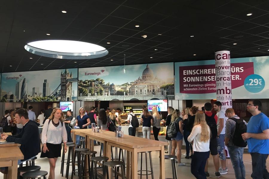 UniBranding |WU Wien | Grand Central Branding